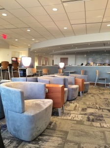 The Club at ATL Seating