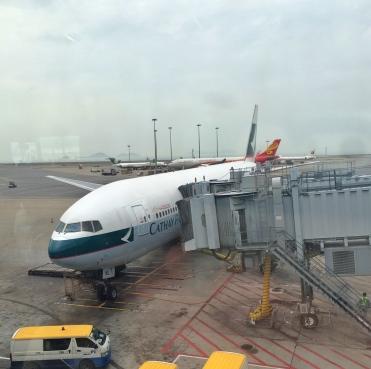 HKG Boarding