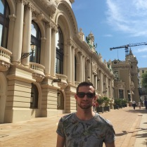 First time in Monaco