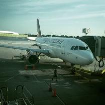 My First Virgin America Flight