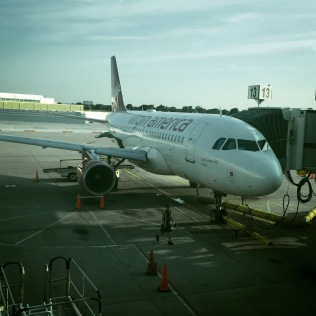 My First Virgin America Flight
